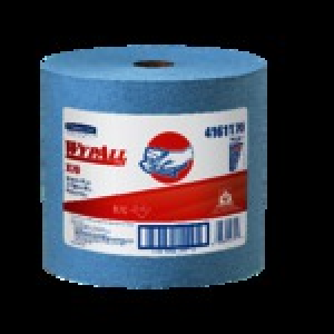 WypAll 41611 X70 Wipers- Jumbo Roll- Blue
